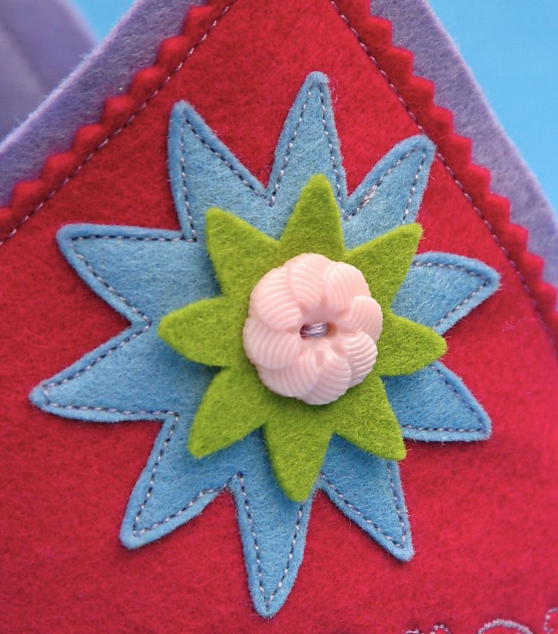 Aurora crown detail