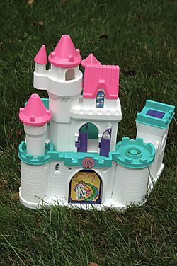 Castle before 2