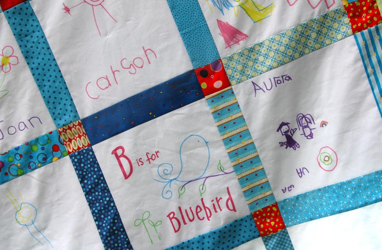 Class quilt 2