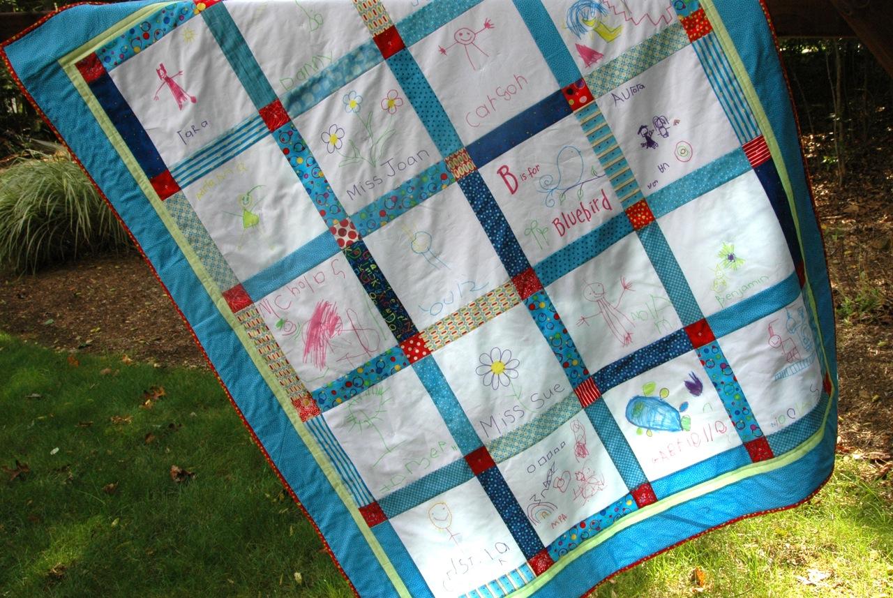 Class quilt 3