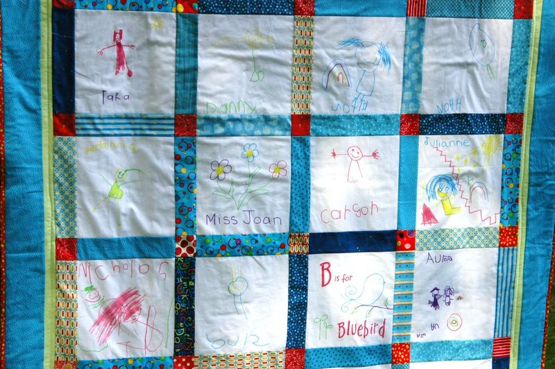 Class quilt 4