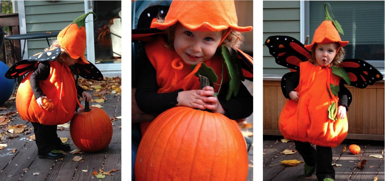Pumpkin shots