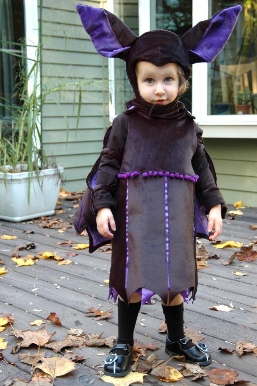 Bat costume 4