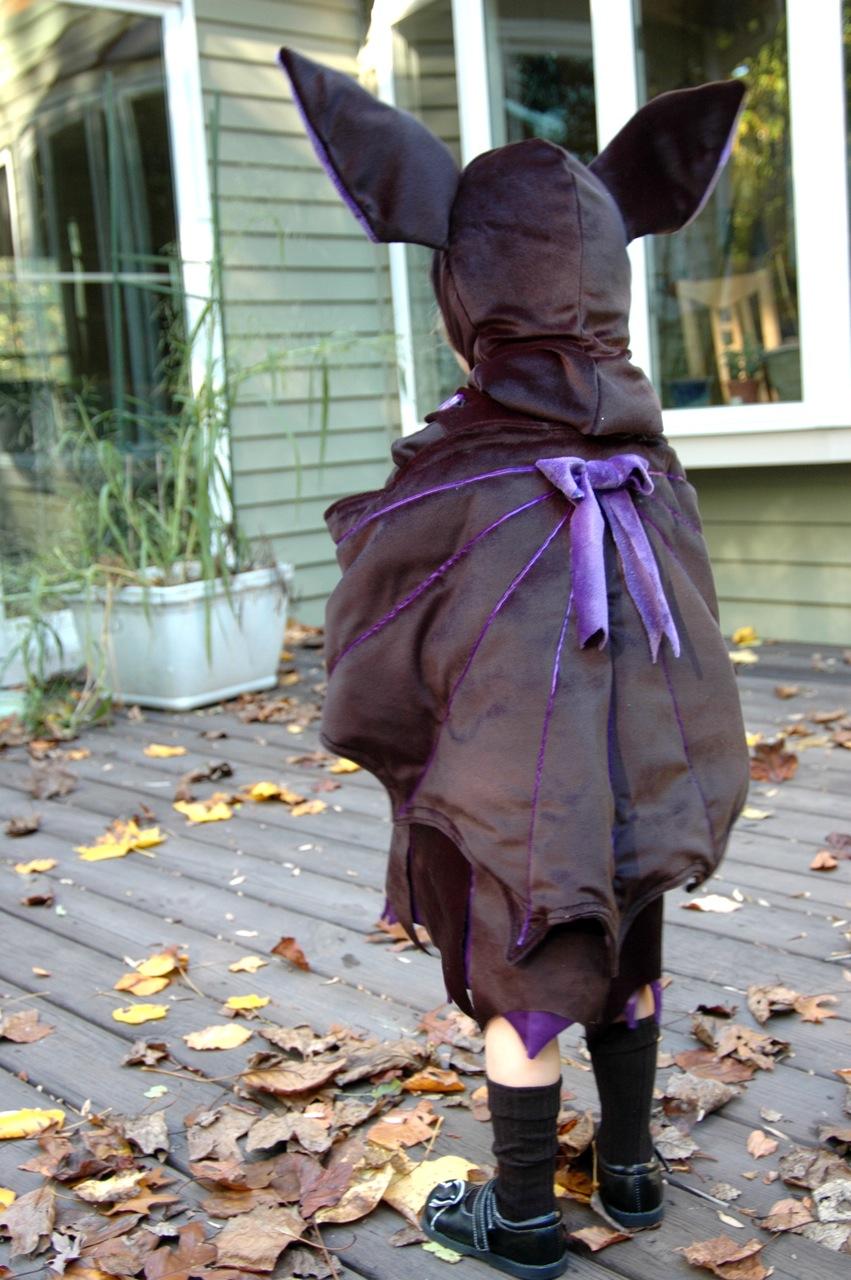 Bat costume 2