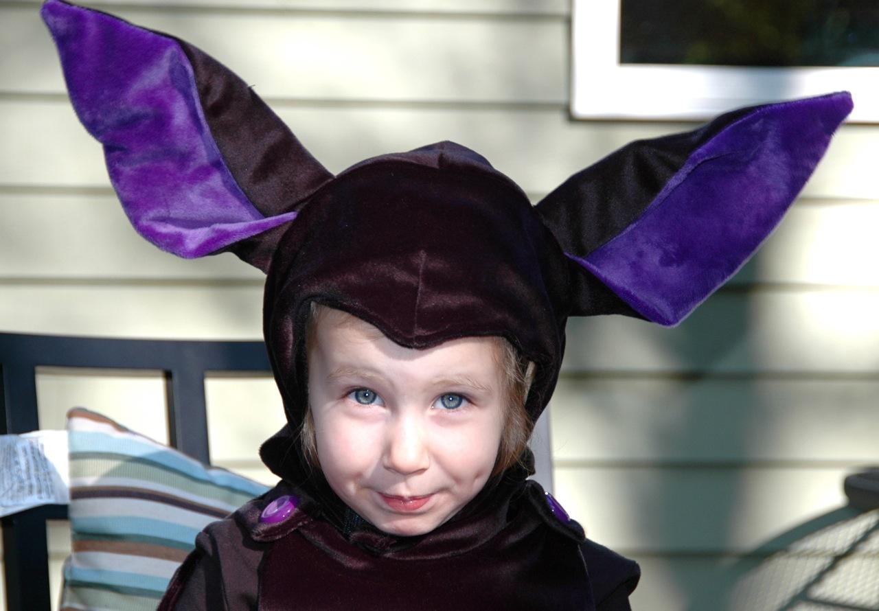 Bat costume 3