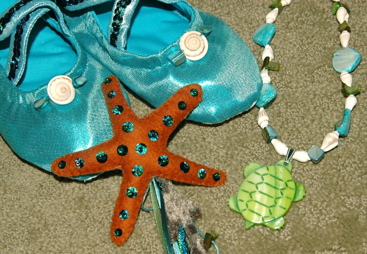 Mermaid detail 4