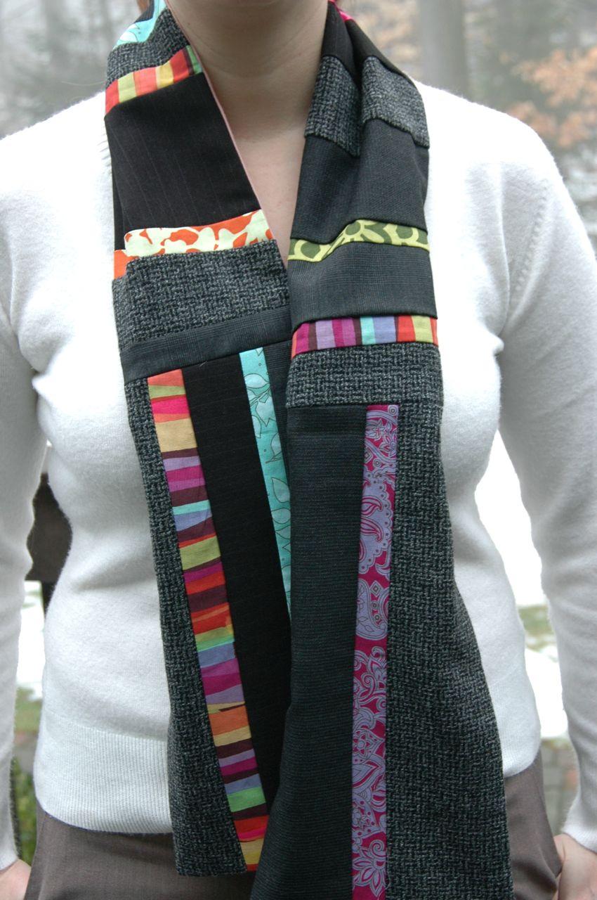 Deird scarf 1