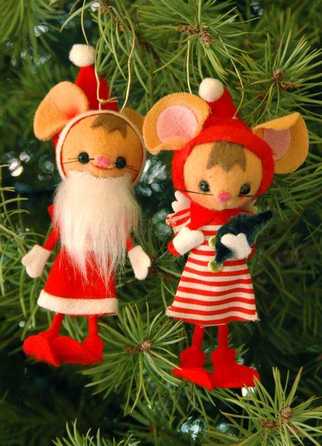 Santa mouse 2