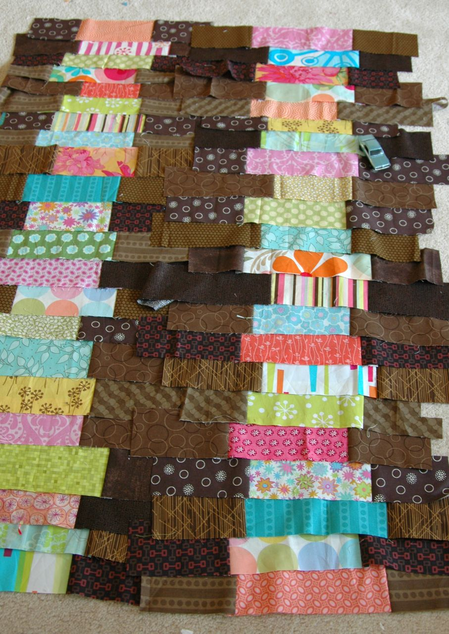 Stack quilt
