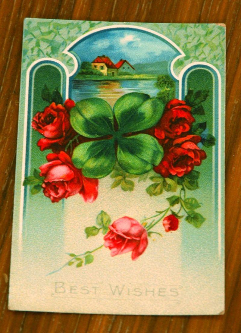 Vintage card 2