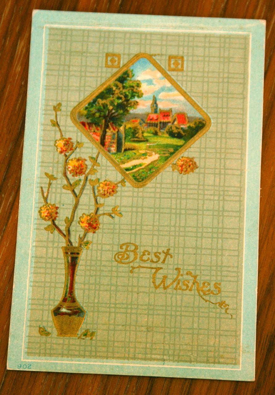 Vintage card 3