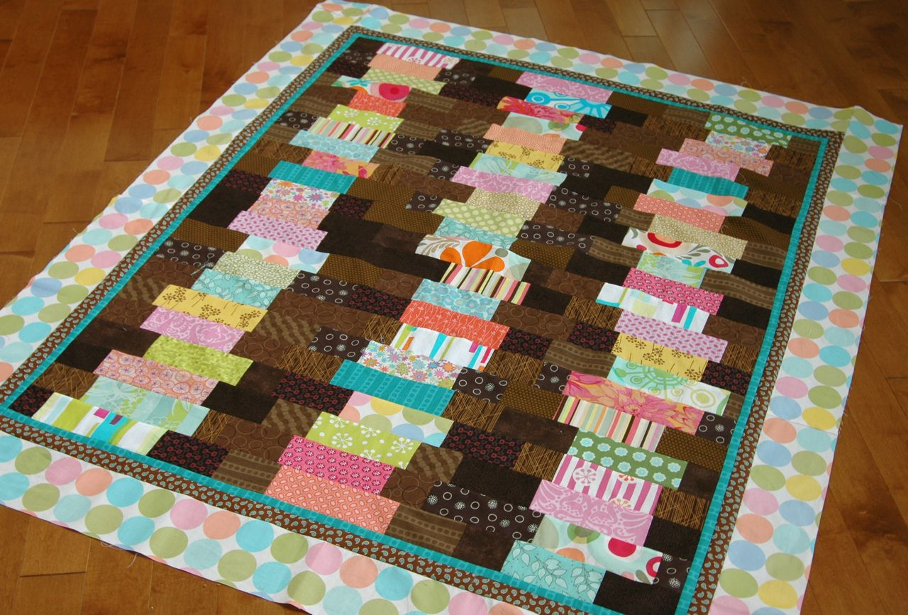 Stacks quilt 1