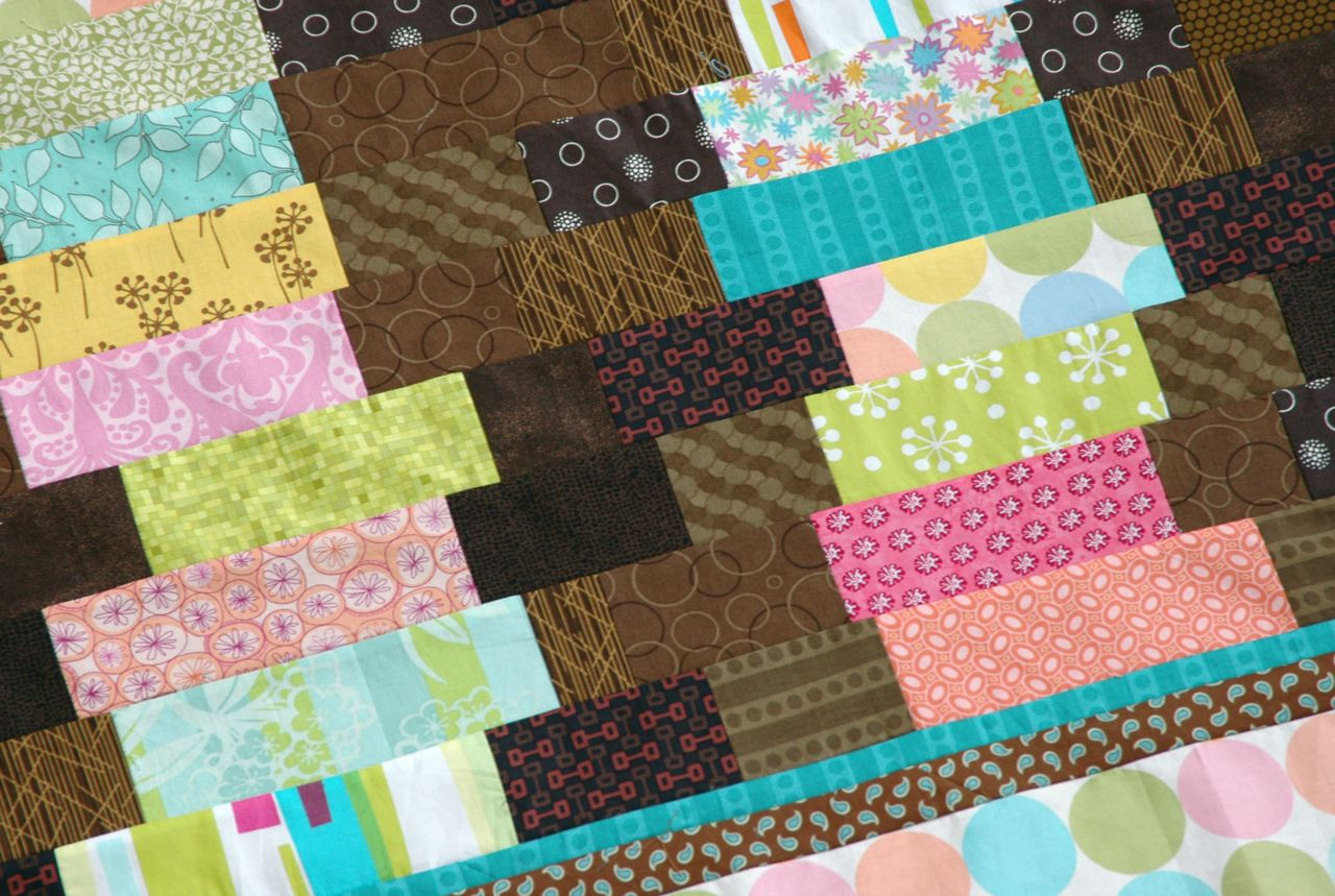 Stacks quilt 2