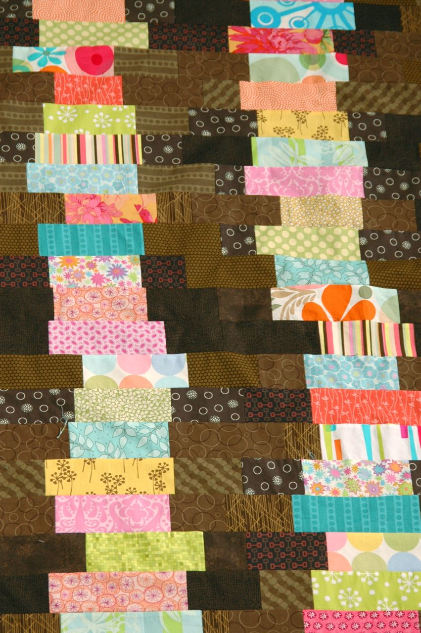 Stacks quilt 4