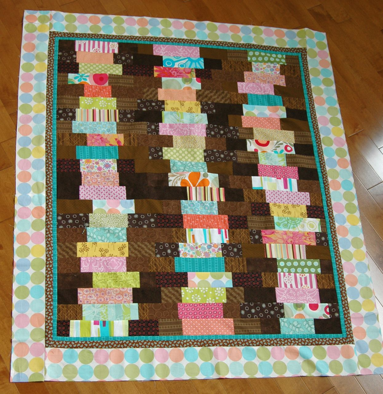 Stacks quilt 3