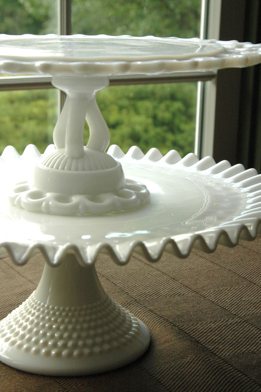 Cake stands 4