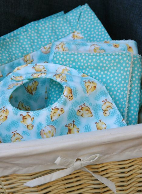 Baby blanket set 10