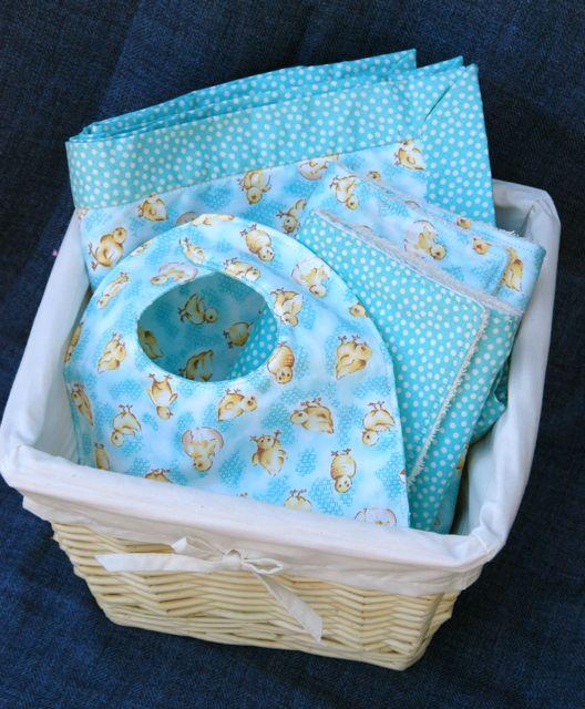 Baby blanket set 9