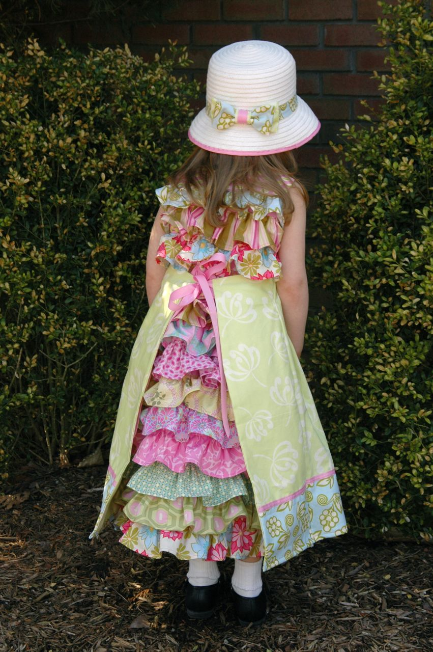 Easter dress 7