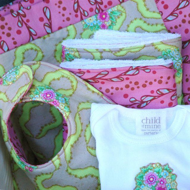Baby blanket set 3