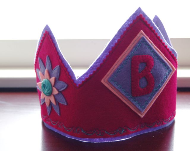 B crown