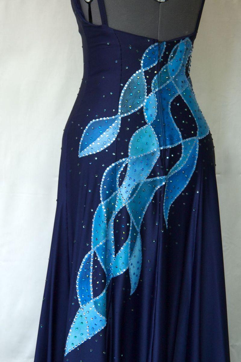 Ballroom gown 1