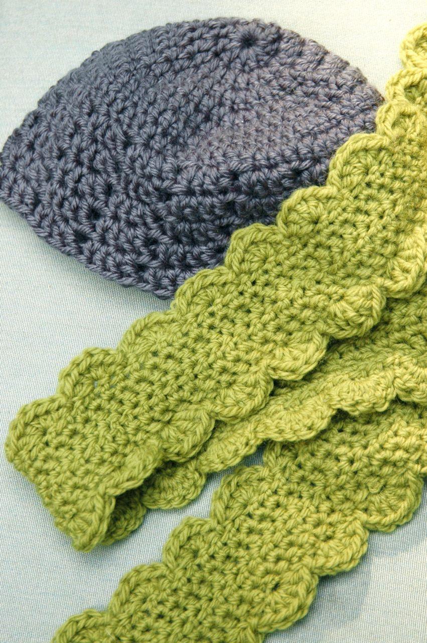 Crochet set 1