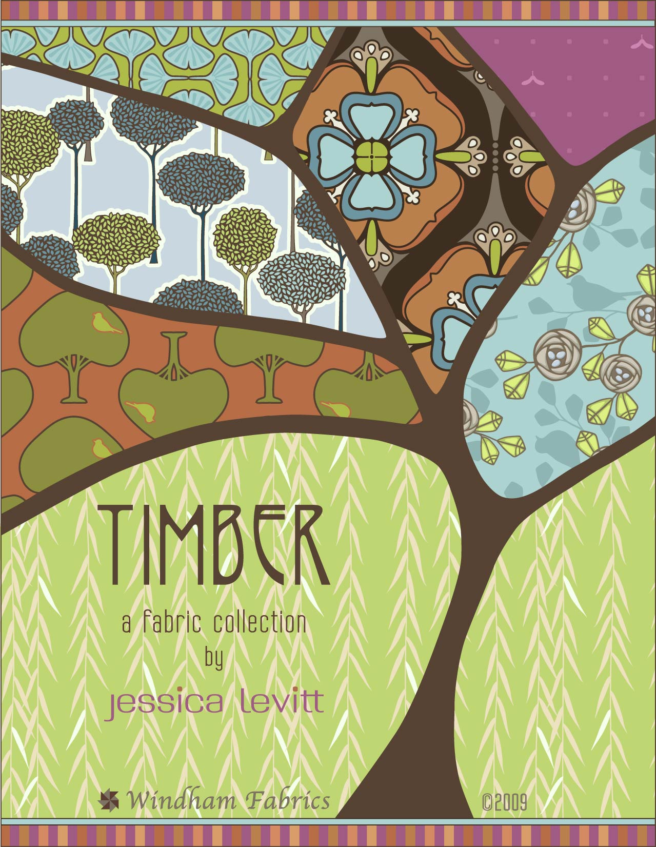 Timber cover sheet