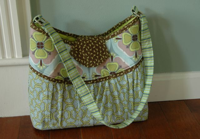 Deird's timber bag