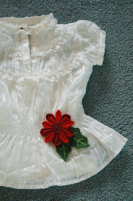 Xmas flower 2