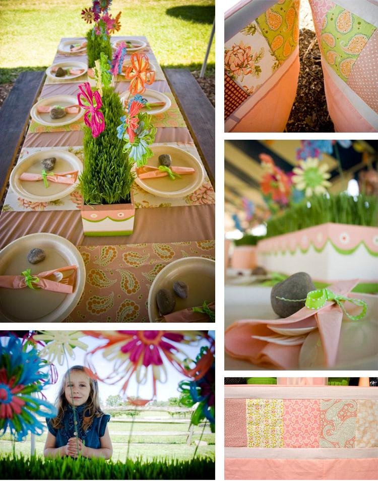 Peach collage 3