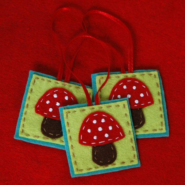 Mushroom orns