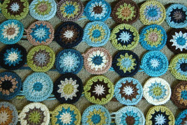 Starburst circles 1