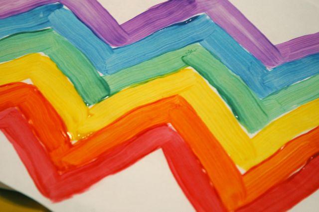 Rainbow paint 2
