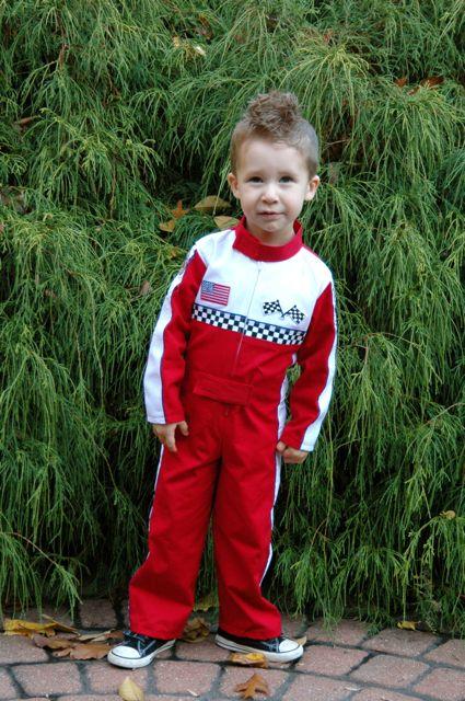 Race car driver 3
