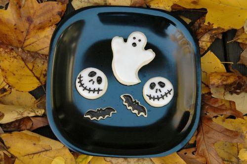 Halloween cookies 1