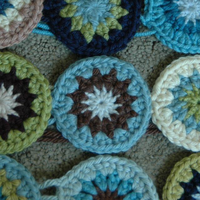 Starburst circles 3