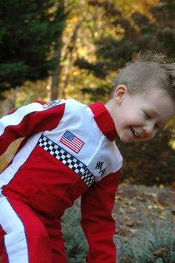 Race car driver 8