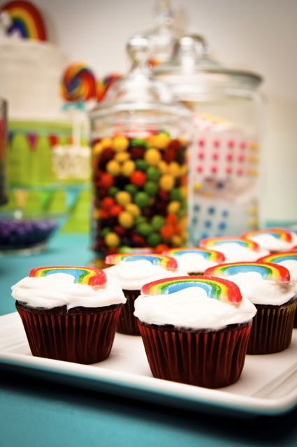 Rainbow party 5