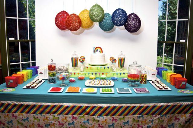 Rainbow party 1