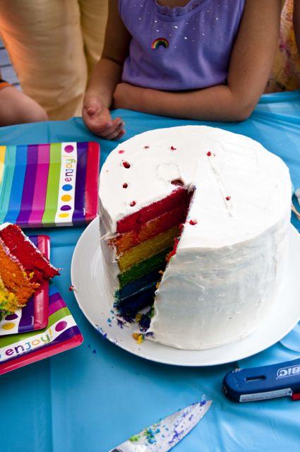 Rainbow party 23