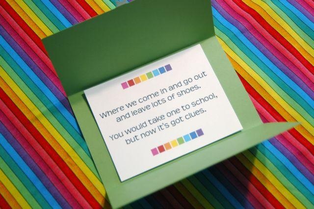Rainbow party 34