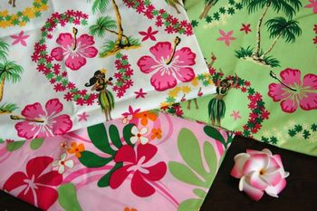 Hawaii fabric 2