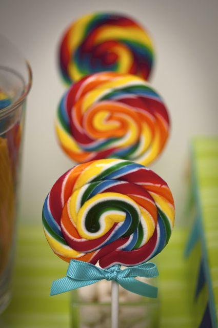 Rainbow party 7