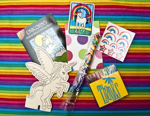 Rainbow party 18