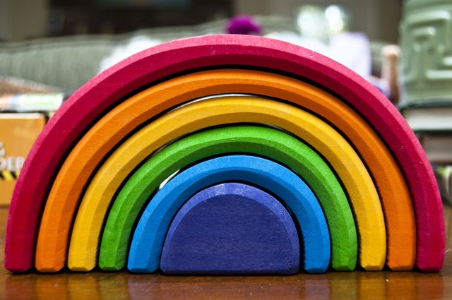 Rainbow party 27