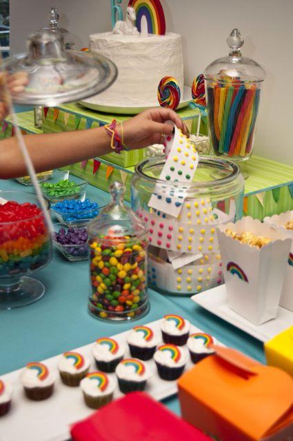 Rainbow party 38
