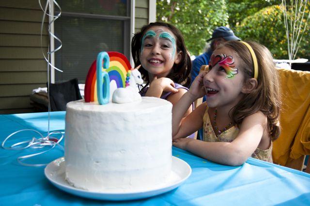 Rainbow party 39