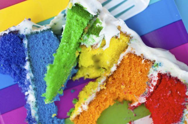 Rainbow party 42