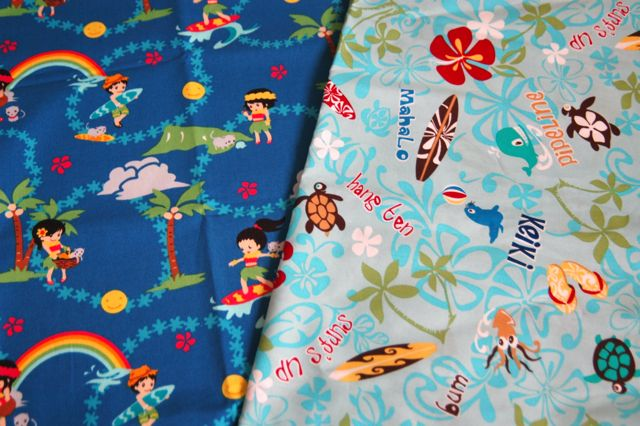 Hawaii fabric 3
